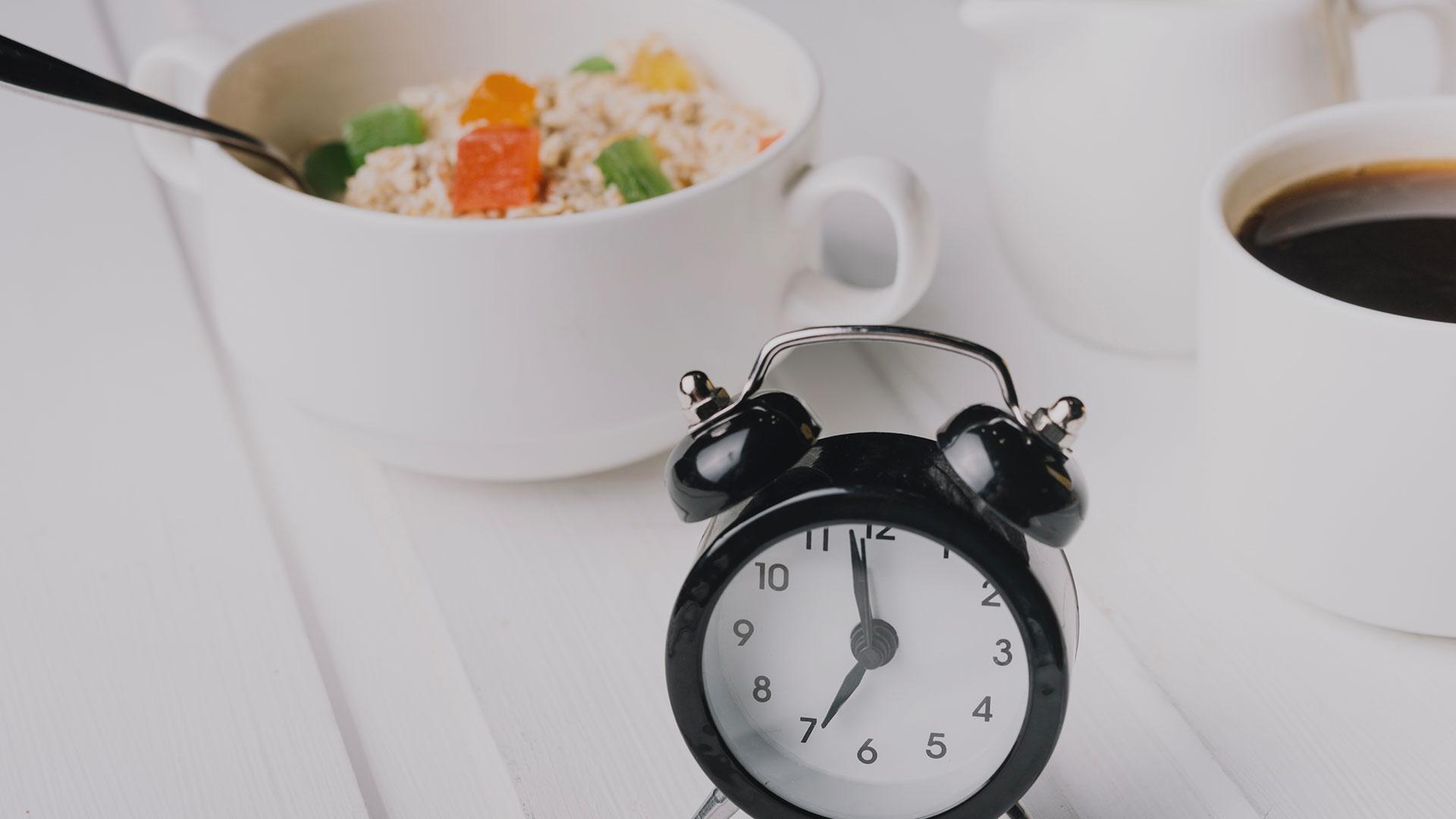 Hvor ofte bør man spise?